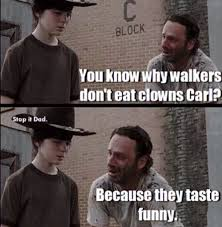 Walking Dead Rick Meme - walking dead carl s 10 greatest moments hollywood reporter