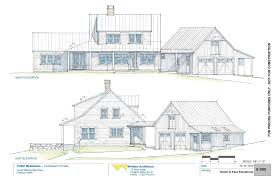 house plans a house in a field house plans site plan exterior front
