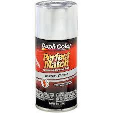 duplicolor perfect match premium automotive paint universal