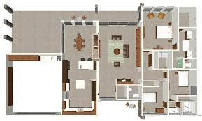 modern home floorplans modern house plan modern cabin plans for arizona modern cabin