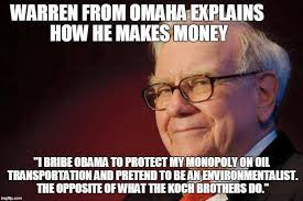 Omaha Meme - how crony capitalism works brilliantly explained meme