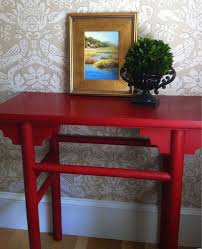 asian style sofa table reserved for ms lim the zia console table asian style painted in