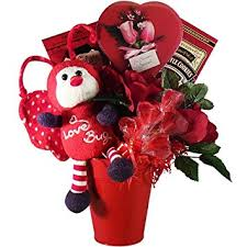 valentines day baskets 40 valentines day gifts and gift baskets s day wikii