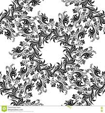 Christmas Invite Cards Vector Floral Seamless Pattern Background For Christmas And