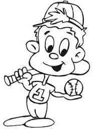 baseball coloring pages google baseball 4 kids
