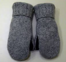 sweater mittens turn a wool sweater into cozy mittens free pattern winter