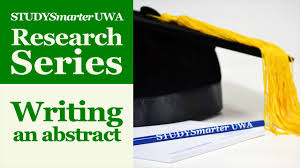 writing abstract for research paper writing an abstract for honours and masters theses and writing an abstract for honours and masters theses and dissertations youtube