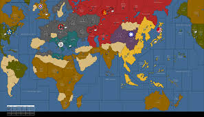 Europe Map Ww2 by Ww2 Map Of The World U2013 Migx