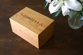 personalized photo jewelry box personalised wooden box makemesomethingspecial