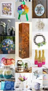 home decorating craft projects amazing art and crafts ideas for home decor mini champagne