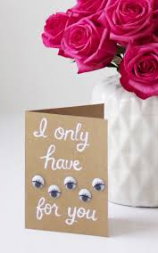 valentines day cards 14 diy s day cards ideas for valentines day cards