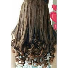 harga hair clip harga seven 7 revolution hairclip big layer keriting sosis light
