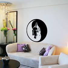 deco chambre bouddha sticker mural deco salon chambre bouddha ebay