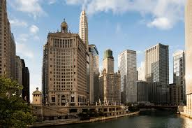Chicago Hotels Map by Downtown Chicago Luxury Hotels The Ritz Carlton Chicago
