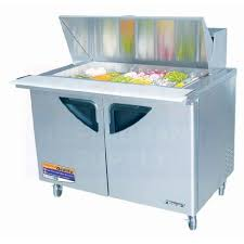 Used Sandwich Prep Table cheap used subway sandwich prep table refrigerated find used