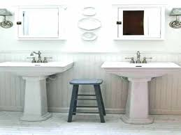 bathroom pedestal sink ideas small corner pedestal sink corner sink bathroom corner pedestal