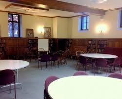 dinand study spaces college of the holy cross