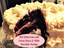 best red velvet chocolate cake pink post it note
