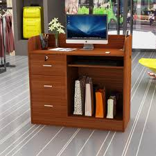 cashier counter simple clothing store cashier desk modern