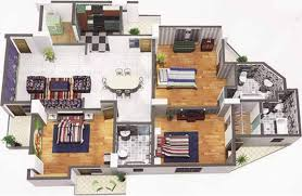 1400 sq ft house plans 1400 sq ft 3 bhk 3t apartment for sale in signature group lucknow