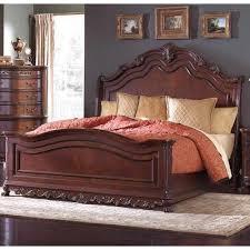 California King Sleigh Bed Homelegance Beds Deryn Park 2243sl 1 Queen Sleigh Bed Queen From