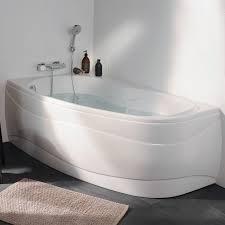 lapeyre baignoire baignoire asymétrique angle droit 150 x 90 cm castorama