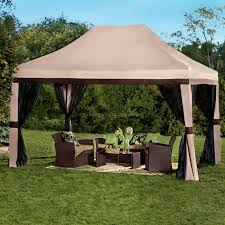 Outdoor Gazebo With Curtains outdoor gazebos 3 best dining room furniture sets tables and