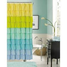 Shower Curtains Bed Bath And Beyond Buy Ruffle Shower Curtain Shower Curtains From Bed Bath U0026 Beyond