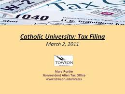towson peoplesoft nra tax u0026 peoplesoft mary fortier nra tax manager ppt video