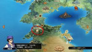 map quests quest heroes anryu to sekaiju no shiro trophy guide and
