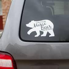 mama bear decal mama car decal car decal car sticker