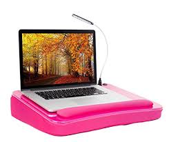 Laptop Desk Cushion Sofia Sam Desk With Usb Light Pink Memory