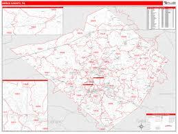 map of berks county pa berks county pa map premium style