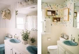Kids Bathroom Makeover - kids bathroom refresh on a budget lynzy u0026 co