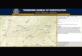 Child Predator Map Parents Can Use Tn Offender Registry Map Prior To Halloween