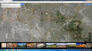 Google Maps Los Angeles Ca by Montebello California Map