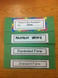 place value freebie to assess number word expanded form and