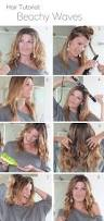 27 easy beachy waves tutorials for hair the goddess