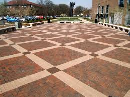 What Is Paver Base Material Made Of by 24 Best Commercial Clay Paver Projects Images On Pinterest
