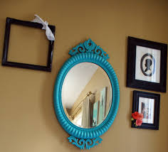 how to update decor with spray paint