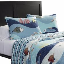 Beach Cottage Bedding Nautical Living Tropical Fish Beach House Nautical Cottage