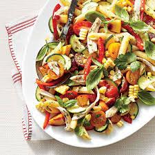 Salad Main Dish - healthy main dish pasta salad recipes food baskets recipes