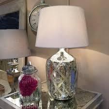 Mercury Glass Table Lamp Stylecraft Mercury Glass Table Lamp Tall Mercury Glass Table Lamp