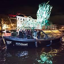 amsterdam light festival boat tour amsterdam light festival small boat lovers canal cruise