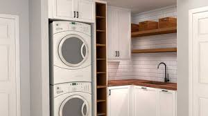 how to install base cabinets in laundry room five ikd customer tips for a functional ikea laundry room