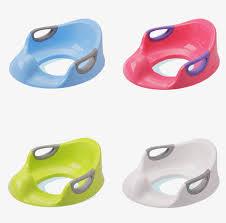siege toilette bebe les quatre couleurs de bague de siège de bébé le tapis de
