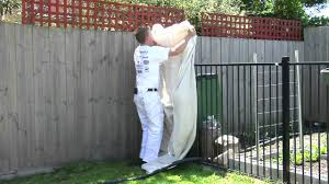 Paint Spray Gun Hire - paint spot how to paint a fence with a spray gun mp4 youtube