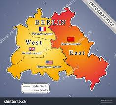 Berlin Map Berlin Street Map East Berlin Germany Mappery Berlin Wall Map To