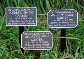 bronze memorial plaques cast bronze memorials and cast bronze memorial plaques the sign