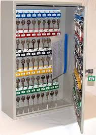 Key Cabinet With Combination Lock Extra Deep Key Cabinets By Insight Security